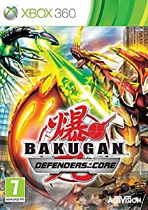 Bakugan Battle Brawlers: Defender of the Core By Activision - Xbox 360