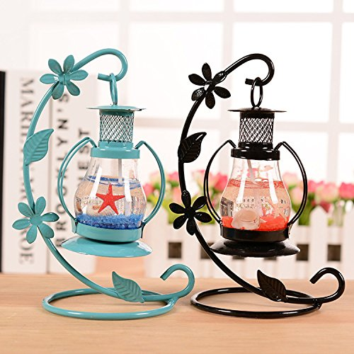 Europe Style Iron Candle Holder Creative Allah Lights Perfect Home Accessory To Accentuate A Dining Table Setting