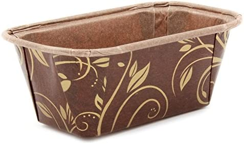 Mini papel hornear pan pan Bueno para todos de la Mini Plumpy tamaño 3.15/1.58