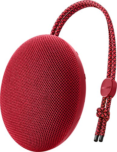 HUAWEI Sonido Stone Portable Bluetooth Speaker CM51, Red