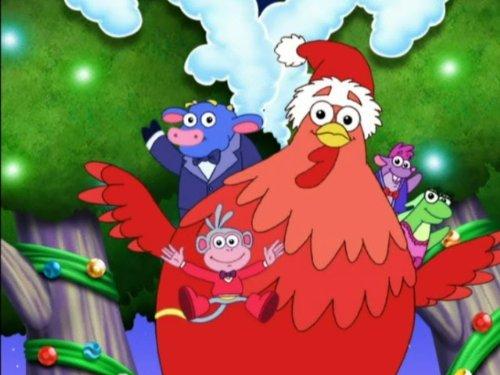 Dora's Christmas Carol Adventure (Episode Christmas Dora)