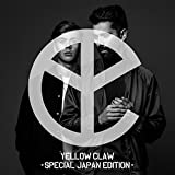 Yellow Claw (Special Japanese Edition)