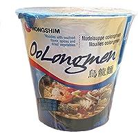 Nong Shim Oolongmen Seafood Flavour Noodle Soup - 12 Cups