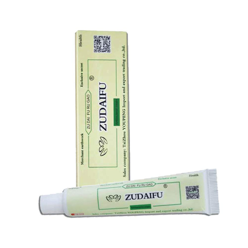 Skin Relief Zudaifu Treatment Antibacterial Cream - Natural Herbal Ointment for Relief of Itching Rash Eczema Psoriasis Dermatitis (2)