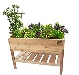 Waist High Table Garden