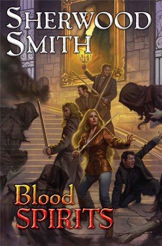 Blood Spirits (Daw Books Collector's) ebook
