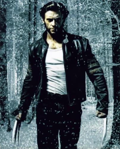 Hugh Jackman Poster Wolverine #02B Master Print
