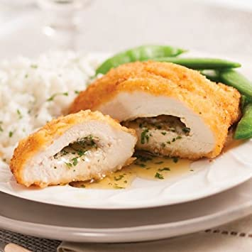 Omaha Steaks 8 775 Oz Breast Of Chicken Kiev Amazon