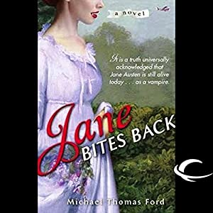 Jane Bites Back Audiobook