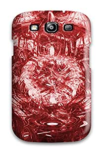 Ideal CharlesRaymondBaylor Case Cover For Galaxy S3(shapes Abstract), Protective Stylish Case