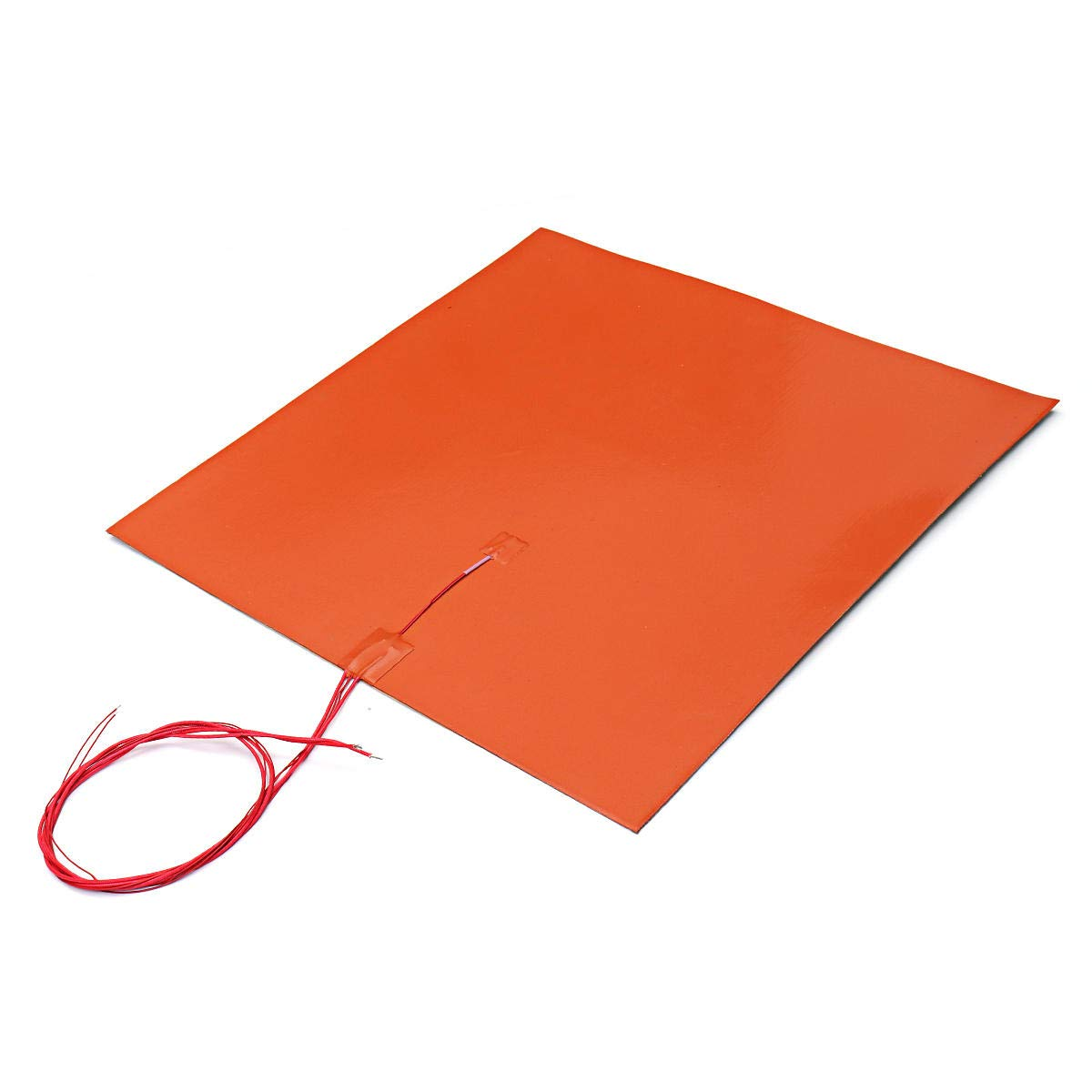 110v 1400W 500 * 500mm Silicone Heated Bed Heating Pad for 3D Printer Aluck 55995295174