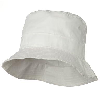 59092ec3a4ca LAT Sportswear Infant Bucket Hat - White Infant 44cm