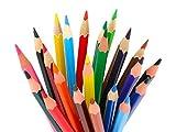Pre-sharpened Wood Cased HB Pencils