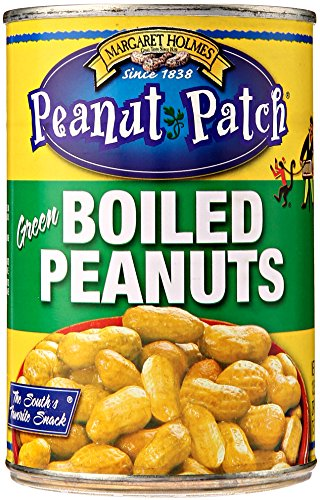 Peanut Patch Margaret Holmes Green Boiled Peanuts, 6 Count
