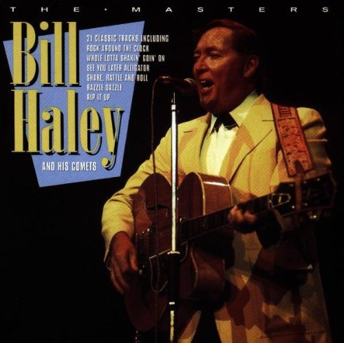 bill haley master cd - 9