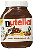 #7: Nutella Chocolate Hazelnut Spread 3Pack (35.3oz Jar Each) Hytdsw