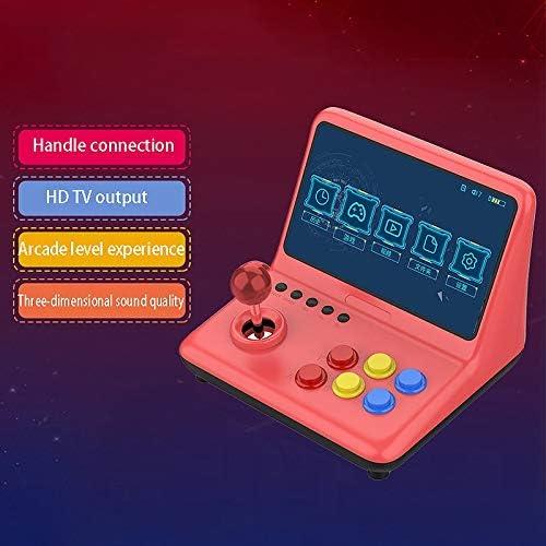 Xigeapg A12 9 Inch Nostalgic Game Console Video Game Console Joystick Arcade A7 Architecture Quad-Core Cpu Simulator Game 32G
