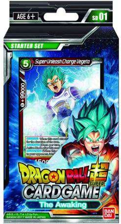 dragonball z trading card game rules - 1