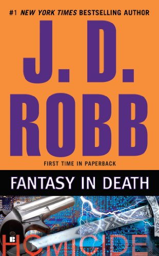 Fantasy in Death by J.D. Ro
