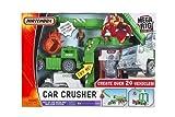 Matchbox Mega Rig Car Crusher Building System