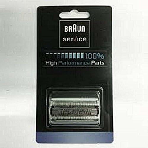 Cassette/rejilla 52B afeitadora Braun (81631167): Amazon.es: Salud y cuidado personal