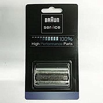 Cassette/rejilla 52B afeitadora Braun (81631167): Amazon.es: Salud ...
