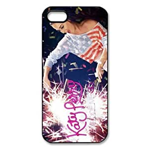 lintao diy Custom Katy Perry Cover Case for iPhone 5/5s WIP-3454