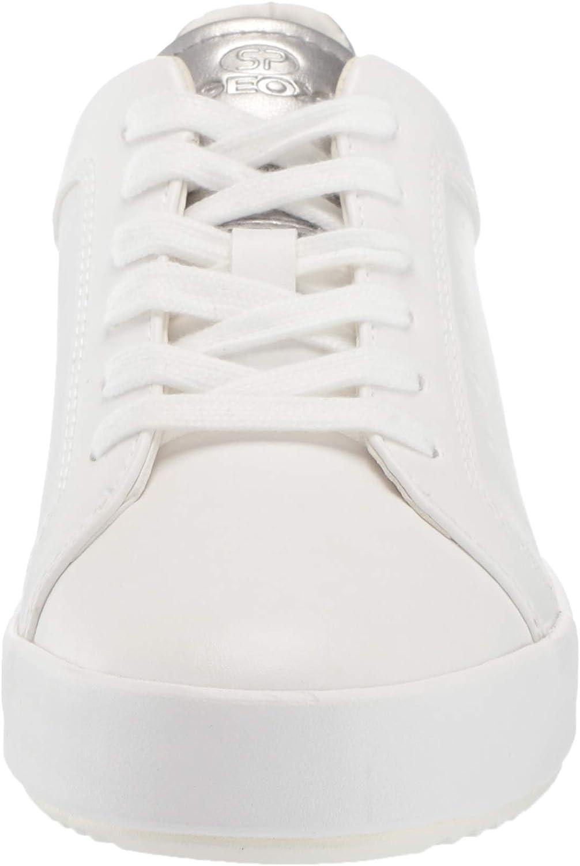 Geox D BLOMIEE B Chaussures DE Sport pour Femme Blanc D926HBC1151 Bianco