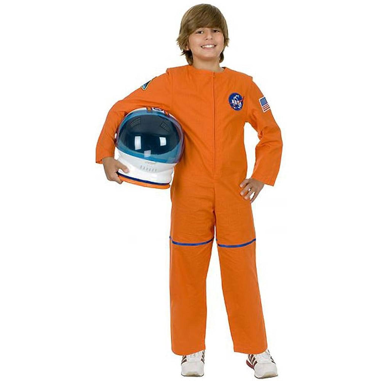 sc 1 st  Amazon.com & Amazon.com: Orange Astronaut Suit Kids Costume: Toys u0026 Games