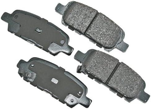 Akebono ACT905 Brake Pad Kit