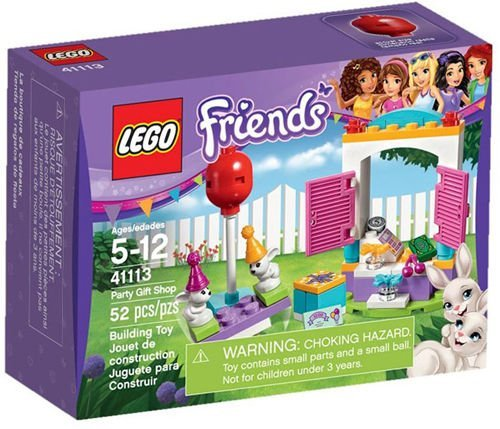 LEGO Friends 41113 Party Gift Shop Mixed Set New In Box Sealed #41113 /item# G4W8B-48Q22540 by Toys 4 U 7777