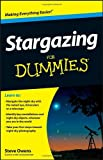 Stargazing for Dummies, Steve Owens, 1118411560