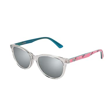 Puma Junior Gafas de sol, Multicolor (Blue/Rose/Crystal ...