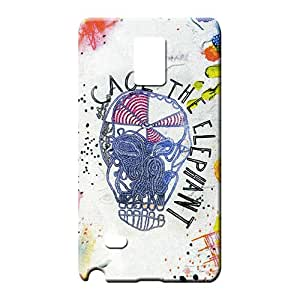 samsung note 4 Hybrid Scratch-proof Skin Cases Covers For phone phone cover skin cage the elephant
