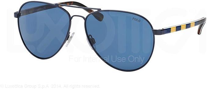 Gafas de Sol Polo Ralph Lauren PH3090 NAVY BLUE - BLUE ...