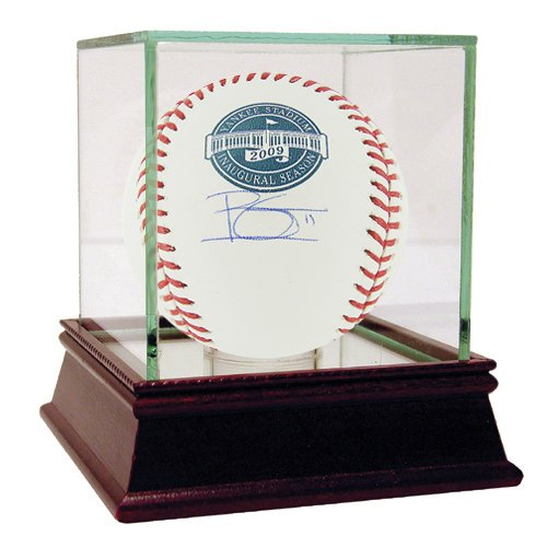 MLB New York Yankees Brett Gardner Inaugural Season Baseball Steiner Sports GARDBAS000008