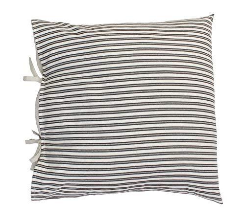 Thro by Marlo Lorenz Throw Pillow Dark Gray [並行輸入品] B07RCVVJGP