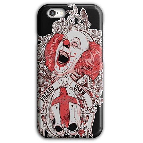Death Horror Clown Evil Freak iPhone 6 Plus / 6S Plus Case | Wellcoda - Scully Mulder Costume