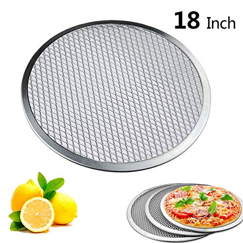 Pizza Pan with Holes - 18