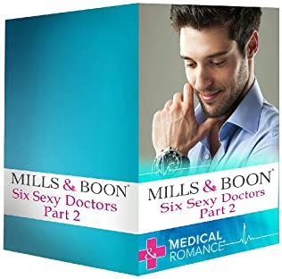 book cover of Six Sexy Doctors Part 2
