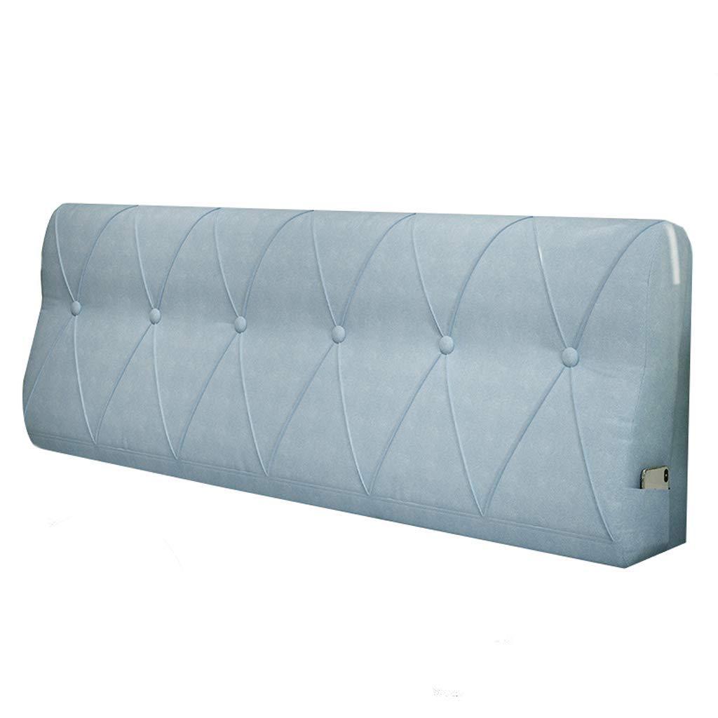 ベッドサイド ベッドサイドのあと振れ止めのクッションの寝具の背部枕PPの綿の詰め物の洗濯できる (色 : B, サイズ さいず : 90x15x60cm) B07QDJRBW4 B 90x15x60cm