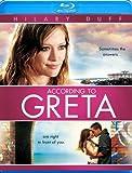 According to Greta [Blu-ray] by Sta
