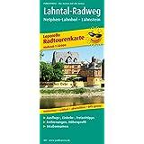 Lahntal-Radweg, Netphen-Lahnhof - Lahnstein: Leporello Radtourenkarte mit Ausflugszielen, Einkehr- & Freizeittipps, wetterfest, reissfest, abwischbar, ... 1:50000 (Leporello Radtourenkarte / LEP-RK)