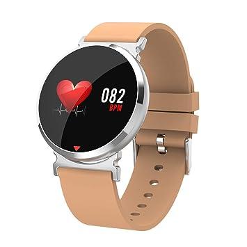 Fitness Tracker, Smartwatch Bluetooth, Frecuencia Cardíaca ...
