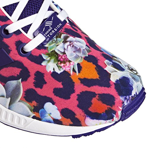 Cheetah Unisex Scarpe Print Flux adidas ZX vqYp11