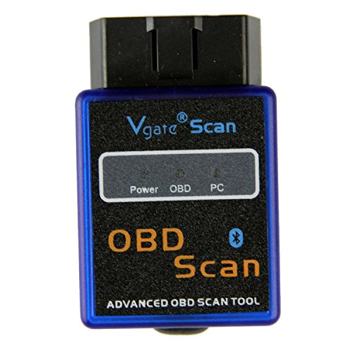 Vgate Bluetooth Scan Tool OBD2 OBDII Scanner for TORQUE APP ANDROID