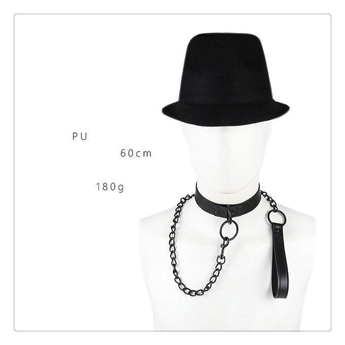 Z-One - 1 corbata de mariposa para gato, suave piel, collar con ...