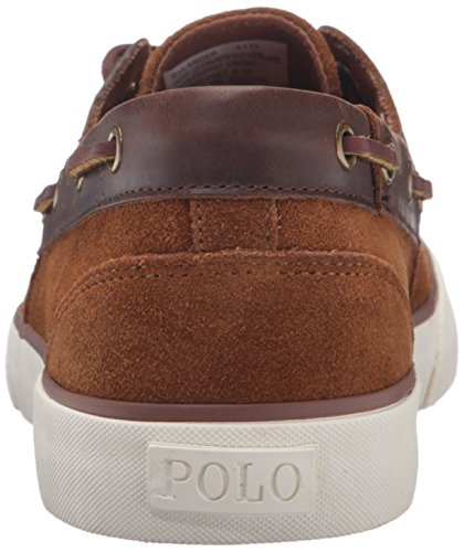 Sneaker New Suede Fashion Sport Men's Lauren Ralph Tan Snuff Polo Rylander fXxw8w0