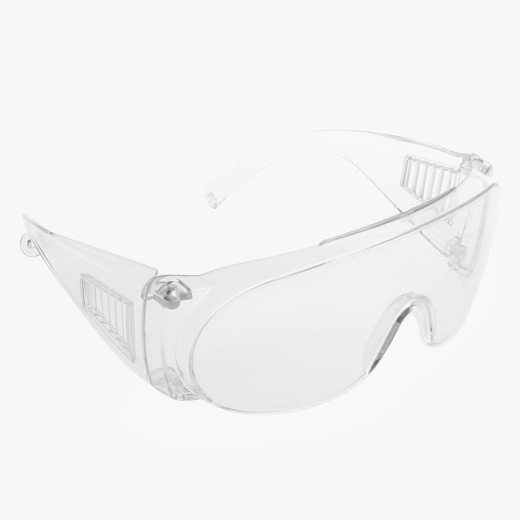 Longsw New trasparente ventilato di sicurezza occhiali protettivi Lab anti Fog protezione degli occhi occhiali