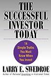 The Successful Investor Today, Larry E. Swedroe, 0312309791